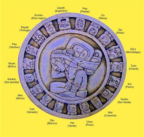 El Calendario Haab Los Mayas Y Su Famoso Calendario Revista De Mundo