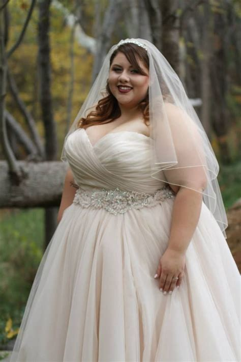Best 25  Plus size brides ideas on Pinterest   Plus size