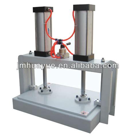 Paper Press - pneumatic small size cold paper book press machine buy