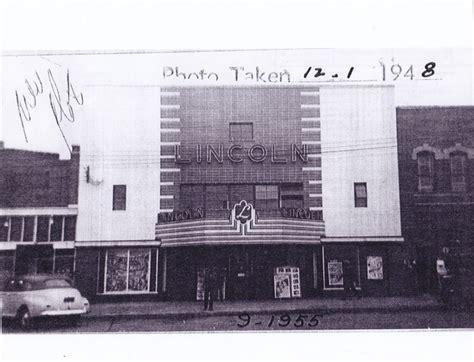grand theatre lincoln lincoln theater in bessemer al cinema treasures