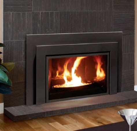 Cleaning Gas Fireplace by Enviro Clean E33 Series 33 X 20 Direct Vent Gas