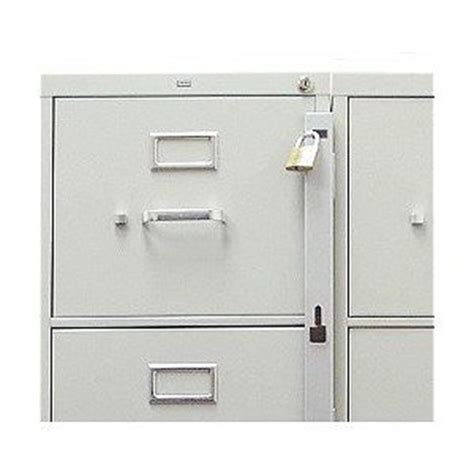 filing cabinet lock bar locking bar for use with 1 drawer filing
