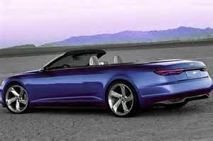 conceptions of new audi a7 or a9 coupe and cabrio 2016 2017