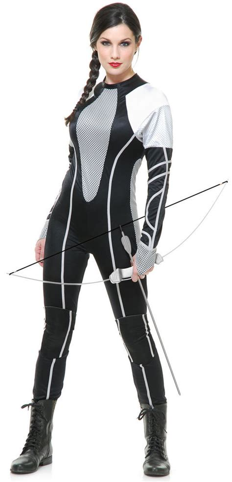 Hunger Katniss Wardrobe by Hunger Katniss Jumpsuit Costume The