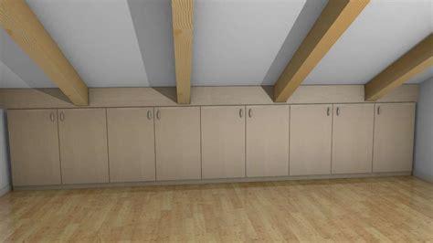 soluzioni armadi per mansarde mobili per mansarde foto 5 40 design mag