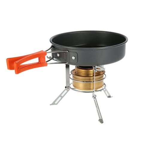 Kitchen Gear Standing by Portable Stainless Steel Cing Stove Stand Outdoor
