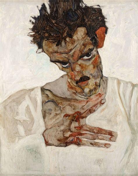 egon schiele complete paintings 3836546124 egon schiele dazed