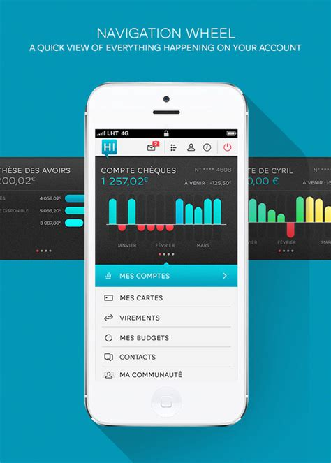 design app bank hello bank iphone app mobile ui design