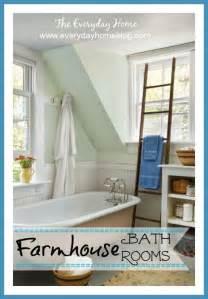Farmhouse bathrooms farmhouse friday the everyday home