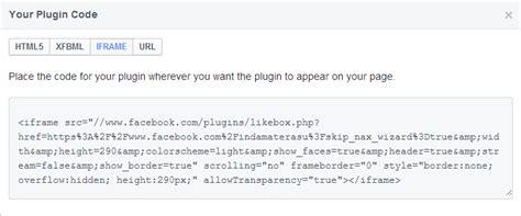 membuat facebook like box di website cara membuat faceebook fans page dan menambahkan page like