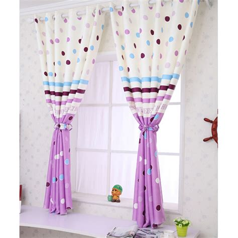 purple polka dot curtains custom purple polka dot curtains with blackout feature