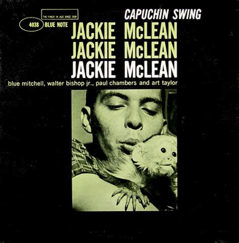 jackie mclean capuchin swing pick of the day francis wolff and reid miles a new