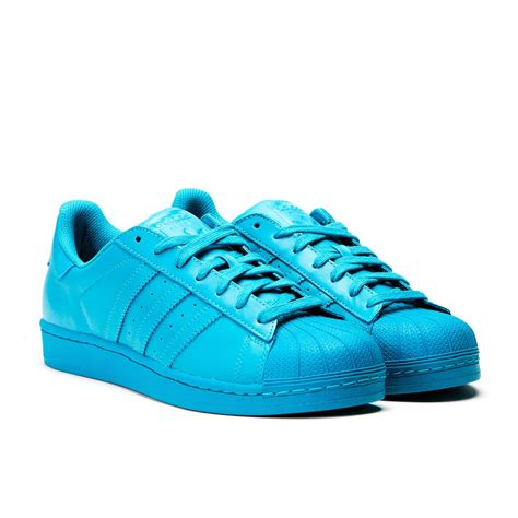 Sepatu Adidas Superstar Supercolor adidas x pharrell williams superstar quot supercolor pack quot lab green s41835