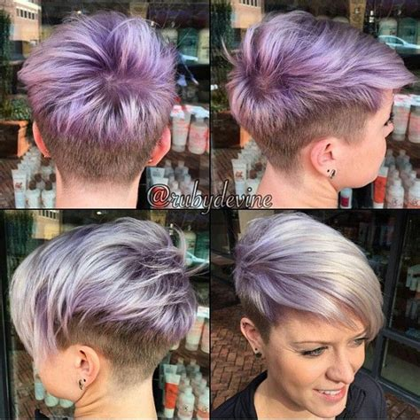 short back and sides for women over 60 instagram photo by nothingbutpixies who loves pixies