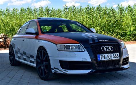 Audi Rs6 Ps by 820 Ps Haudegen Unterwegs Im Mtm Audi Rs6 V10 Clubsport