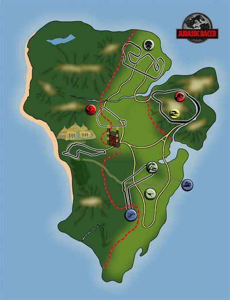 jurassic park map jurassic park map image mod db