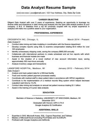 resume format for experienced data analyst accounting cpa resume sle resume companion