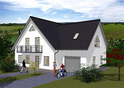 Haus Mit Integrierter Garage Grundriss by Einfamilienhaus Grundrisse Mit Garage Die Neuesten