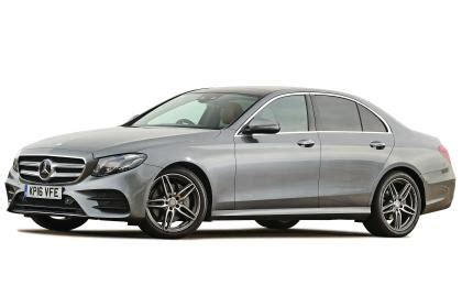 mercedes e class saloon review | carbuyer
