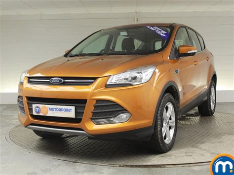 ford kuga used uk used ford kuga for sale second nearly new ford kuga