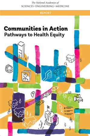 Communities In Action Pathways To Health Equity