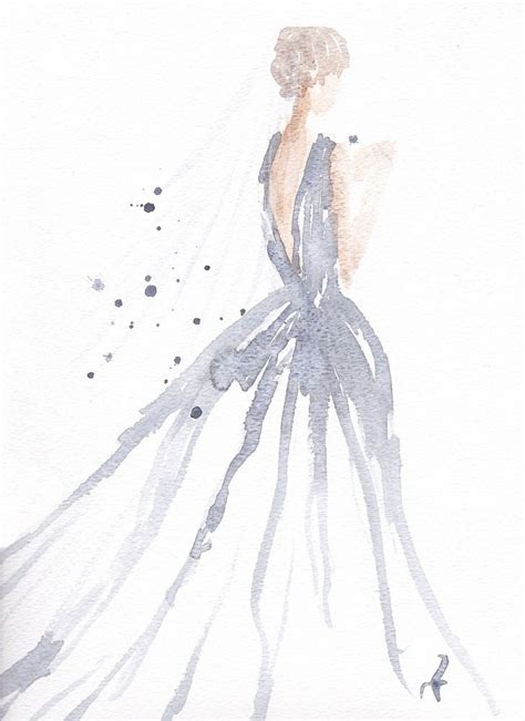 painting and dress up 17 best ideas about watercolor fashion on