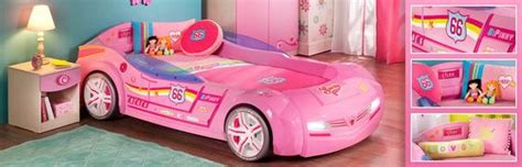 pink car bed turbo pink car bed for pretty in pink edition cool