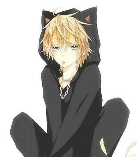 Boy Cutie Cat 17 best images about neko anime boys on wolves