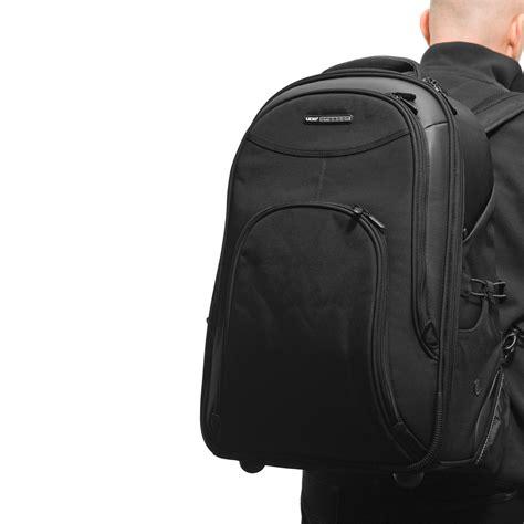 udg creator wheeled laptop backpack black 21 quot version 2