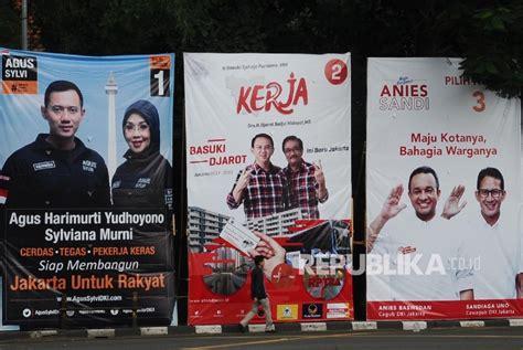 Pilkada Dki jumlah paslon tiap daerah pada pilkada 2017 belum ideal republika