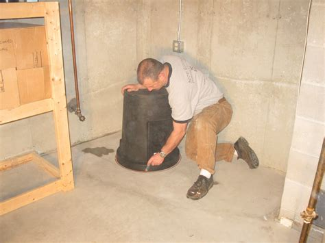 installing sump in basement how to install a sump a concord carpenter