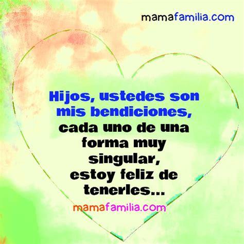 imagenes bonitas de amor a los hijos palabras de amor para mis queridos hijos