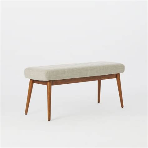 tufted dining bench tufted dining bench west elm