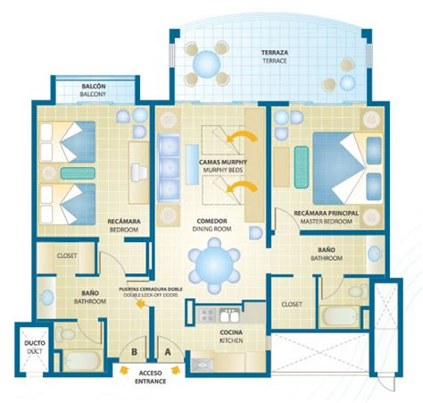 royal caribbean floor plan the royal sands cancun resort and spa royal resorts