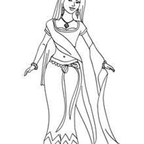 indian princess coloring pages indian coloring pages reading learning free