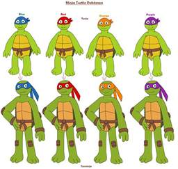 turtle names and colors turtle by mcsaurus on deviantart