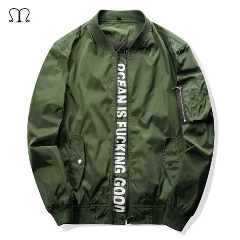 Bomber Pacht Army Ml 2017 new bomber jacket hip hop patch designs army pilot bomber jacket coat jackets ma 1