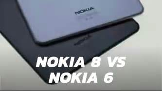 Home Designing India by Nokia 6 Vs Nokia 8 Price Specs Camera Design Display