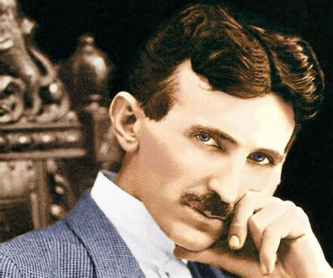 nichola tesla nikola tesla biography childhood achievements