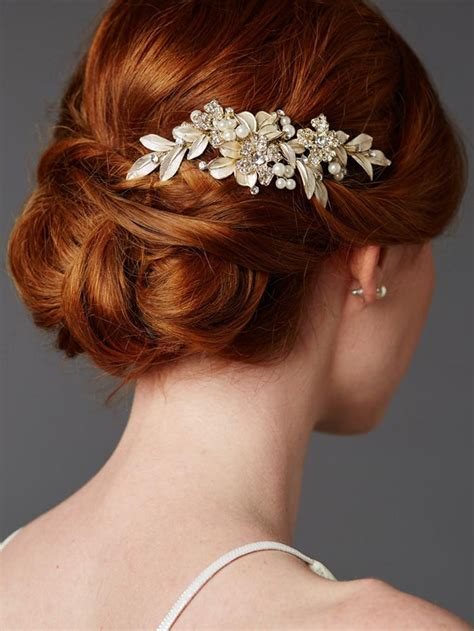 Wedding Hair Accessories Bc by Ten Hair Accessories For Your Formal Wedding