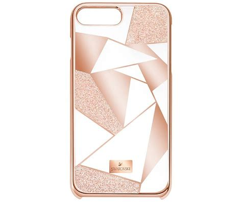 Ibuy Iphone 6 6s Bumper Gold Stainless White List Casing swarovski versatile smartphone incase with bumper octer