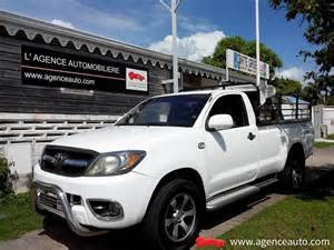 toyota hilux 120 d 4d gx simple cabine 4x4 occasion