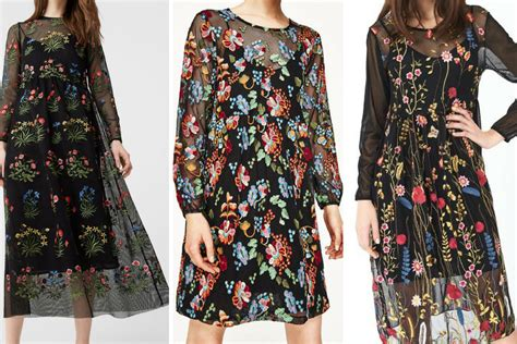 vestito con fiori vestito a fiori lungo o corto ecco tutti i brand che lo