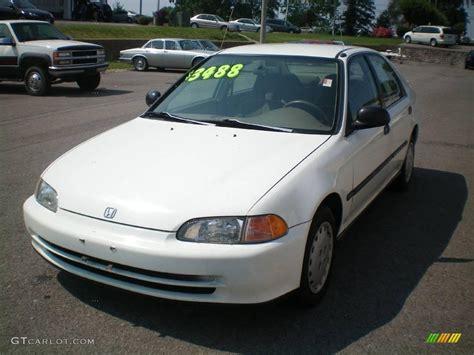 1995 white honda civic lx sedan 12796279 gtcarlot