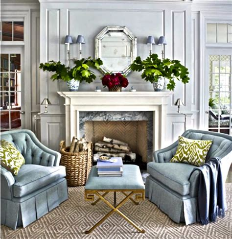 house beautiful living rooms photos whittaker does pretty perfectly in house beautiful