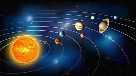 imagenes del universo y planetas en movimiento planetas del sistema solar