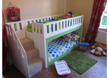 this low bunk bed from beds uk for the