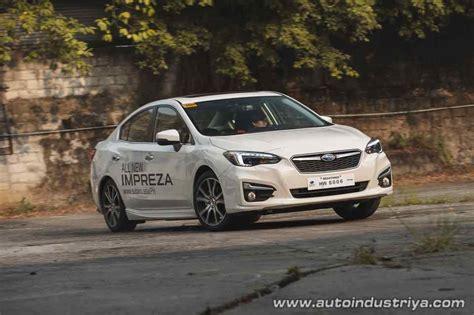 Subaru Impreza 2 0i 2017 Subaru Impreza 2 0i S Car Reviews