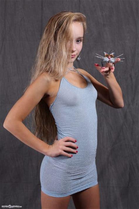 alice teen model custom alice silver jewels blue dress 1 model blog