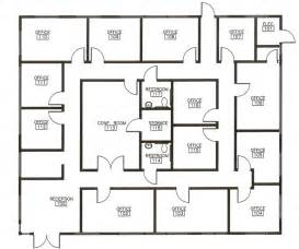 floor plan of office home ideas